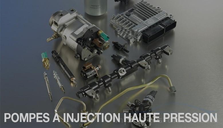 Pompes à injection HP